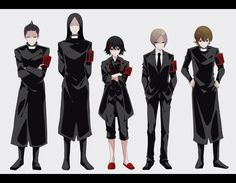 Juuzou's squad