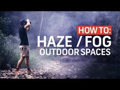 With some mineral oil, an insect fogger, some plastic tubing, and a couple of fans, you can fog the entire world. Watch this video to find out how.