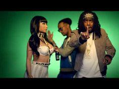 Wale Ft. Nicki Minaj & Juicy J -Clappers (Official Video)