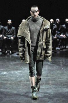 Winter Trends for Men | Shearling | Oversized shearling jacket