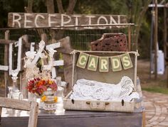 Casual Rustic Outdoor Wedding at Whispering Tree Ranch: Jenny & Mark