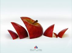 Big Apple to Sydney... This is how @American Airlines announced New York-Sydney flights.