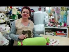 Easy DIY How-to make Anatomical Anti-stress Pillow/Como hacer almohada Antiestres anatomica - YouTube