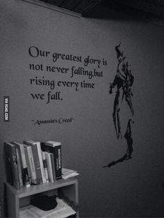 Creed Quotes Inspiration Assassin's Creed Quote Poster Edwardacturul.deviantart On .