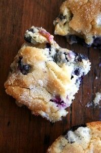 Buttermilk-Blueberry Breakfast Cake  Serves 6-8  ½ cup unsalted butter, room temperature 2 tsp. lemon zest or more — zest from 1 large lemon 7/8 cup* + 1 tablespoon sugar** 1 egg, room temperature 1 tsp. vanilla 2 cups flour (set aside 1/4 cup of this to toss with the blueberries) 2 tsp. baking powder 1 tsp. kosher salt 2 cups fresh blueberries ½ cup buttermilk***  * 7/8 cup = 3/4 cup + 2 tablespoons ** This 1 tablespoon is for sprinkling on top *** To make homemade buttermilk, place 1…