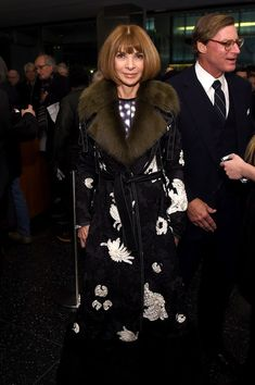 """Anna Wintour Photos - The Showtime Series Premiere Of """"Billions"""" At The New York Museum Of Modern Art - Zimbio"""