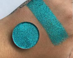 Pressed glitters are super pigmented and comes in a pan ingredients: Isopropyl Alcohol, vegetable glycerin, Cosmetic glitter Pressed Glitter Eyeshadow Palette, Loose Glitter Eyeshadow, Henna Designs, Unicorn Dust, Magnetic Palette, Cosmetic Grade Glitter, Wet Brush, Glitter Glue, Organic Beauty