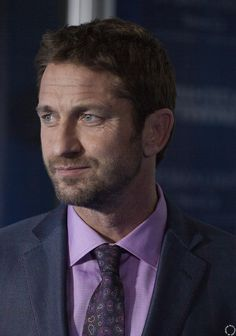 HQ Gerard Butler: Olympus Has Fallen Moscow premiere - March 28, 2013