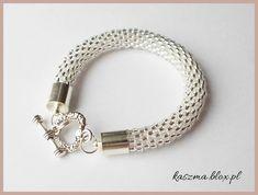 toho bracelet (bransoletka wężowa)