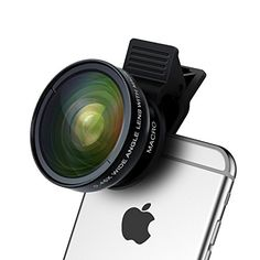 Cell Phone Camera Lens  TURATA 2 in 1 Professional HD Camera Lens Kit 0.45X Super Wide Angle & 12.5X Macro Lens for iPhone7 6s 6s plus 6 plus 5s Samsung Galaxy & Most Smartphone Tablet http://ift.tt/2iVYu2v