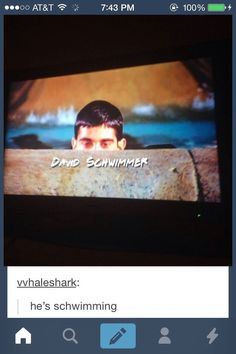 """This Tumblr caption. 