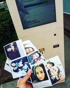 Пошла раздавать автографы#фотокарточки #instagram #boft #picture #vdnh #moscow #koverkova by irchikko