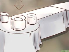 How to Set Up a Buffet (with Pictures) - wikiHow