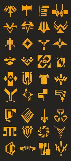 Logo designs by Talros.deviantart.com on @deviantART