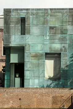 Sarpathistraat Offices by Steven Holl, photo asli aydin, via Flickr