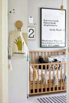 El cuarto del pequeño Benjamín, en la casa de Penélope