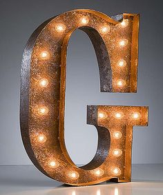 Add a heaping helping of personal flair to any setting with this beautifully rustic vintage marquee light. Perfect for weddings, restaurants, bars and decorating the home, it's easy to install, can be custom painted, includes all the necessary bulbs and can even be linked to up to three signs with just one plug for creating an absolutely radiant display. Note: This one-of-a-kind item is made with a unique treatment and may appear in colors and shades different than shown.