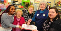 Irvine charity shop duo celebrate three decades of dedication to Oxfam...