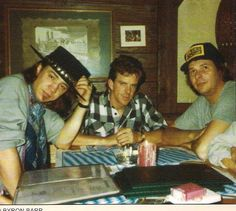 Stevie Ray Vaughan on tour in Wellington, New Zealand 1984