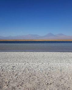 Já tá na hora de desacelerar 2016 curtir as festas e se preparar pra 2017. Isso me fez lembrar do passeio relaxante no Atacama para a Laguna Cejar. Essa paisagem transmite uma paz! Espero que vocês sintam isao também! #NerdsNoAtacama