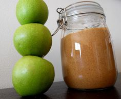 make your own almond butter / mandel smør. so easy