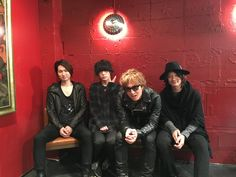 [Alexandros]磯部寛之2015/11/5 本日はWelcome![Alexandros] presents 『パート別座談会スペシャル』の収録でした!放送は12/4(金)、放送をお楽しみに! Shit Happens, Concert, Twitter, Concerts