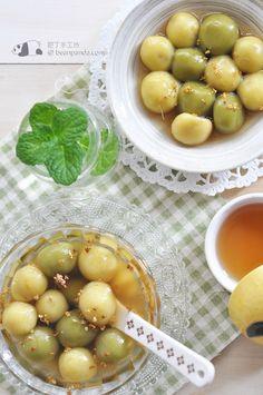 Sugar Dumpling, Chinese Food, Chinese Recipes, Dessert Drinks, Dumplings, Mochi, Brown Sugar, Sweet Tooth, Fruit