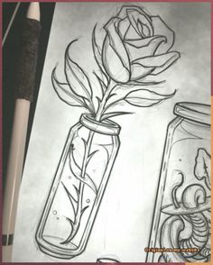 Pencil drawing - Art Sketches Ideas - Survive # pencil drawing fix . - Heart - Pencil drawing Art Sketches Ideas still survives - Pencil Art Drawings, Art Drawings Sketches, Cool Drawings, Sketch Drawing, Anime Sketch, Drawing Reference, Tattoo Sketch Art, I Love You Drawings, Design Reference