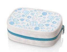 kit higiene  para bebê  azul