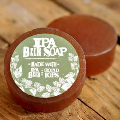 Beer Soap - IPA and Ground Hops – Wine and Hop Shop