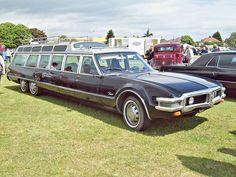 Oldsmobile Toronado Limousine. ★。☆。JpM ENTERTAINMENT ☆。★。