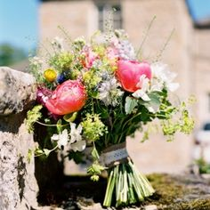 Image by Ann Kathrin-Koch - A Traditional English country wedding at Jervaulx Abbey with Stephanie Allin dress and images by Ann-Kathrin Koch Wedding Flower Inspiration, Wedding Flowers, Wedding Dresses, Summer Wedding, Our Wedding, Wedding Ideas, Jervaulx Abbey, English Country Weddings, Snowy Day
