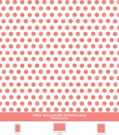 Prints Screen: Nab Our Pattern-rific Downloadable Wallpapers -