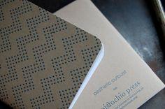 Letterpress + Notebook = swoon