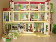 playmobil 5265 grand hotel custom sydney pinterest more playmobil and sylvanian families ideas. Black Bedroom Furniture Sets. Home Design Ideas