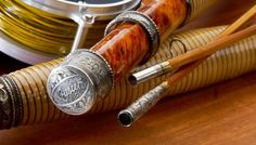 Oyster Bamboo Fly-Fishing Rod | 12 Fly-Fishing Essentials for Your Own Bucket-List Adventure [SLIDESHOW]