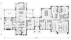 Rivervale 417, Home Designs in | GJ Gardner Homes...Too big but some nice spaces