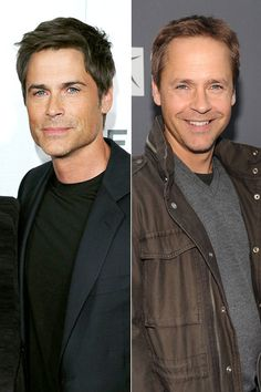 Who would you date Rob Lowe or Chad Lowe? Def rob Lowe I love my soda pop