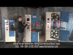Available at Sierra Victor Industries: BAILEIGH Vertical Band Saws CALL 386-304-3720, VISIT http://sierravictor.com/index.php?subcats=Y&status=A&pshort=Y&pfull=Y&pname=Y&pkeywords=Y&search_performed=Y&cid=0&q=bsv-&x=0&y=0&dispatch=products.search