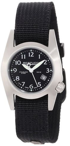 Bertucci M1-S Women's Field Watch >>> You can get additional details, click the image : Fashion
