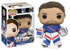 Henrik Lundqvist (New York Rangers) NHL Funko Pop!