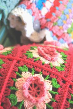 Haken bij Saar en Mien: For the love of Crochet