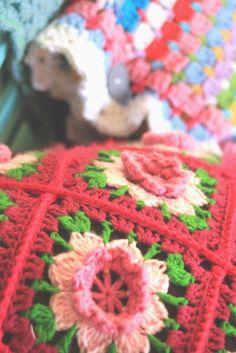 Haken bij Saar en Mien: For the love of Crochet