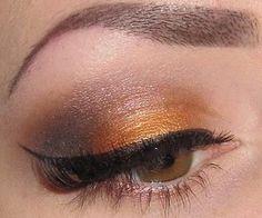 Fall Makeup- #Thanksgiving!