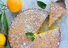 Bolo de tangerina: receita da chef de pâtisserie da Marie et Marie que pode levar até a casca da fruta (Foto: Reprodução)