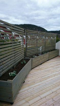 Min terrasse ☺