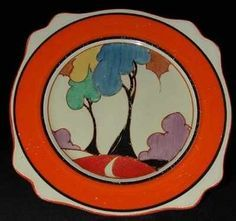 clarice cliff porcelain - Google Search