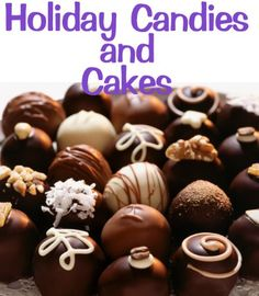 Holiday Candies and Cakes (Delicious Mini Book):Amazon:Kindle Store