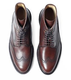 Carter #Wingtip Men's Boot from Jack Erwin