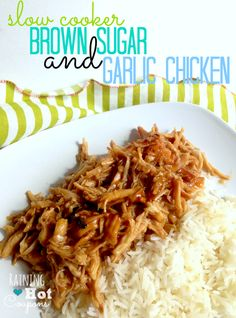 Brown Sugar and Garlic Chicken Recipe